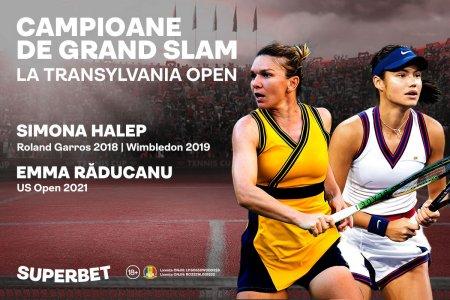 Start la WTA Transylvania Open 2021! Vezi SuperOferta pentru cel mai mare turneu de tenis organizat in Romania