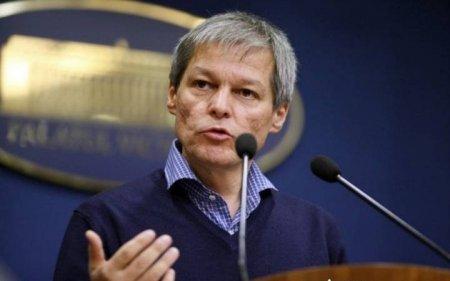VIDEO Ciolos, dupa intalnirea cu Ciuca: USR nu poate sustine un astfel de guvern