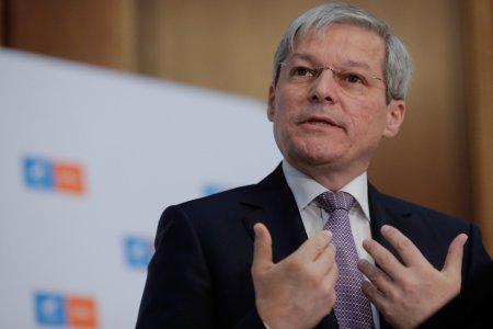 Dacian Ciolos a spus-o clar! USR nu sustine un Guvern minoritar: A fost o intalnire mai mult de forma