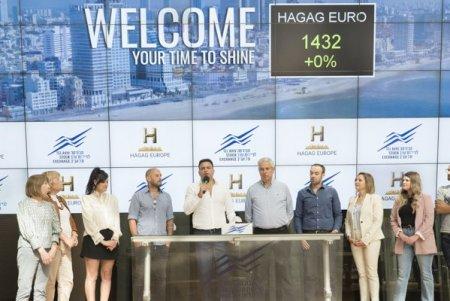 Dezvoltatorul imobiliar Hagag Development Europe s-a listat la Bursa din Tel Aviv