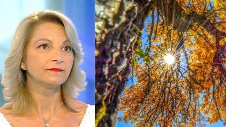 Prognoza meteo 25 octombrie - 7 noiembrie. Alina Șerban, meteorolog ANM: Se va incalzi treptat