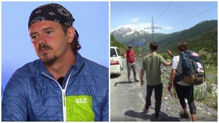 Asia Express, 25 octombrie 2021. Mihai Petre, la un pas sa sara la bataie pe Drumul Im<span style='background:#EDF514'>PARA</span>tilor. Care a fost motivul
