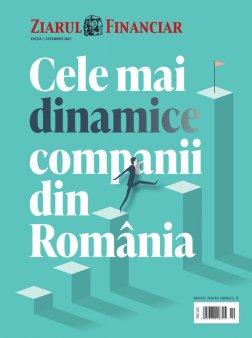 Urmeaza anuarul ZF Cele mai dinamice companii din Romania - prima editie. Ziarul Financiar va propune un nou proiect editorial - Cele mai dinamice companii din Romania - un produs care ii aduce in prim-plan pe invingatorii crizei generate de pandemia de COVID-19