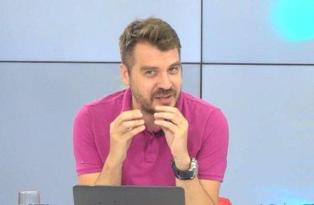Lucian Burchel, invitatul zilei la GSP Live. Urmareste emisiunea integrala AICI