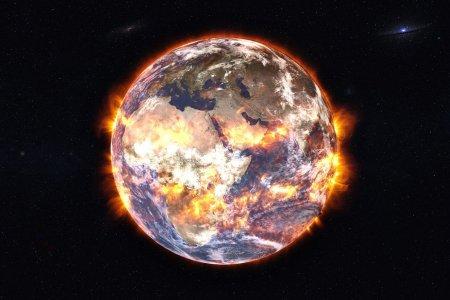 Apocalipsa la nivel mondial! Situatia este critica: Catastrofa se apropie, dar nu o putem opri