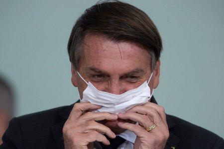 YouTube a suspendat contul presedintelui brazilian Bolsonaro, dupa ce a promovat informatii false despre vaccinul anti COVID