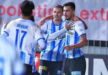 Echipa etapei a 13-a in Liga 1, conform raportului InStat: doua echipe dau 8 jucatori!