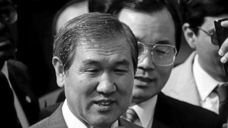 A <span style='background:#EDF514'>MURI</span>t liderul care a consolidat democratia in Coreea de Sud. Ca fost presedinte, ma simt extrem de rusinat