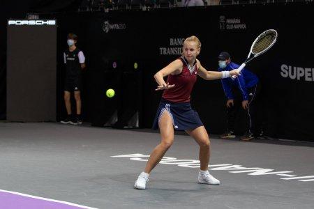 Transylvania Open   Programul si televizarea meciurilor de marti: Emma Raducanu (GBR) - Polona Hercog