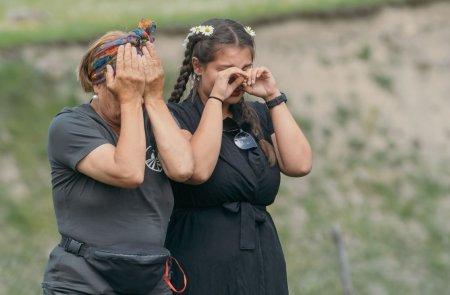 Adriana Trandafir, in lacrimi la Asia Express: Fara Maria Speranta nu as fi putut sa fac nimic