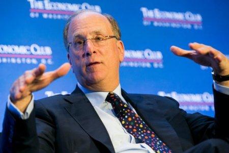 Larry Fink, seful celui mai mare manager de active din lume: Urmatoarele 1.000 de start-uri de un miliard de dolari vor veni din industria tehnologiei climatice