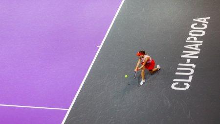 Irina Bara, victorioasa in meciul cu Irina Begu de la Transylvania Open