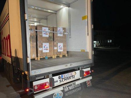 Un nou ajutor din partea Serbiei: A donat Romaniei peste 6.000 de flacoane de anticorpi monoclonali