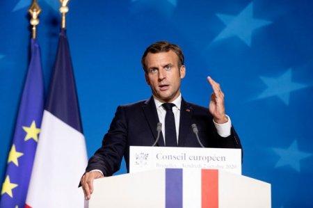Macron se va intalni cu presedintele Poloniei, pe fondul tensiunilor dintre UE si Varsovia