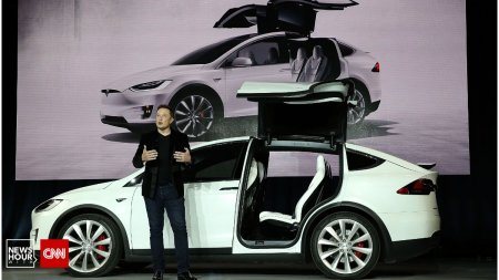 Compania Tesla a depasit valoarea de un triliard de dolari