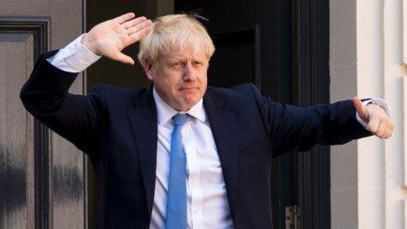 Boris Johnson, glume despre transformarea oamenilor in hrana pentru animale! (VIDEO)