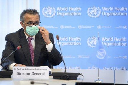 Comitetul de urgenta al OMS: Pandemia este departe de a se fi terminat