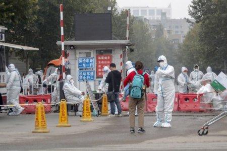 Un oras cu patru milioane de locuitori din China, in carantina, dupa ce au fost inregistrate 6 <span style='background:#EDF514'>CAZURI COVID</span>