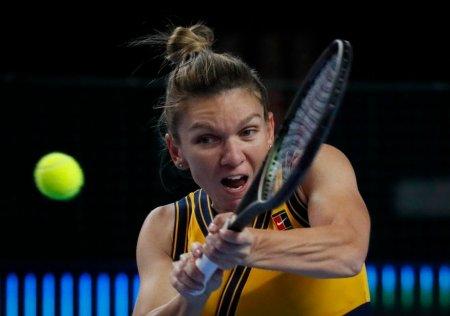 <span style='background:#EDF514'>SIMONA HALEP</span> a iesit din top 20 WTA, in clasamentul live, pentru prima oara dupa 8 ani