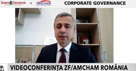 Videoconferinta ZF AmCham Romania - Guvernanta Corporativa - de la buzzword la pilon strategic pentru dezvoltarea sustenabila: <span style='background:#EDF514'>IONU</span>t Simion, presedinte, AmCham Romania: Din ce in ce mai multe companii inteleg ca trebuie sa se organizeze si sa functioneze dupa principiile unei guvernante corporative