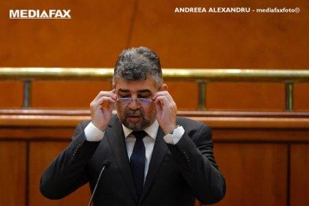 Ciolacu: Am o comunicare cu premierul desemnat, nu am negocieri cu PNL