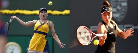 <span style='background:#EDF514'>SIMONA HALEP</span> si Gabriela Ruse se confrunta miercuri in primul tur la Transylvanian Open