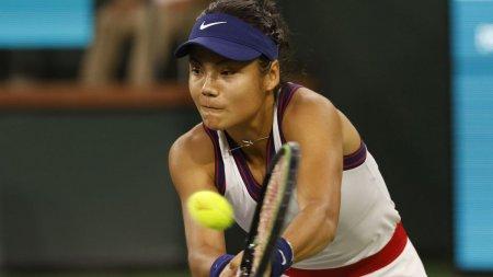 Presa britanica, dupa ce Emma Raducanu a repurtat prima victorie la Transylvania Open: Și-a descatusat originile romanesti!