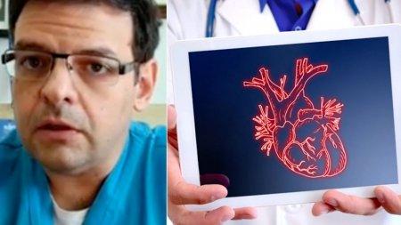 Cardiacii nu sunt afectati de vaccinul anti-COVID. Dr. Silviu Dumitrescu: Frica trebuie sa fie de <span style='background:#EDF514'>BOALA</span>, nu de vaccinare