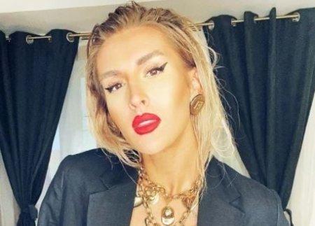 Cine este Andreea, prima asistenta TV transgender din Romania. A lucrat alaturi de Iulia Albu