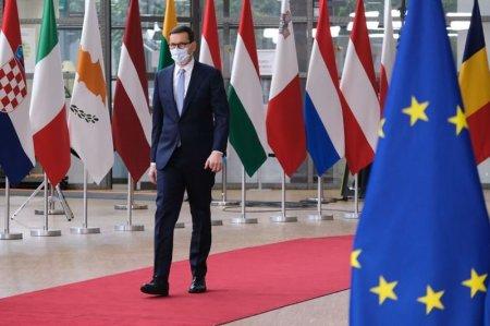 Polonia, amendata cu 1 milion de euro pe zi de Curtea de Justitie a UE pentru reformele controversate din justitie