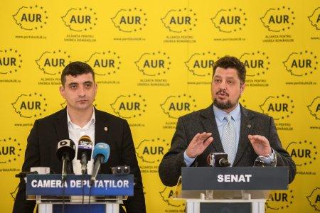 Liderii AUR anunta cea mai mare victorie pentru Romania. Certificatul verde a fost respins