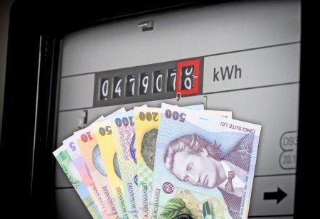 Cum se vor calcula facturile de energie de la 1 noiembrie. Maximum 71 de bani pe kilowatt la curent si 28 de bani la gaze