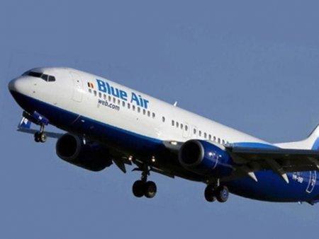 Blue Air lanseaza in vara anului viitor 10 rute noi din Bucuresti, Cluj Napoca si Iasi