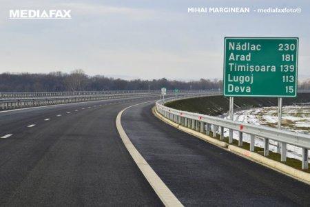 Sase companii se dueleaza pentru realizarea a doua sectoare din autostrada Lugoj - Deva
