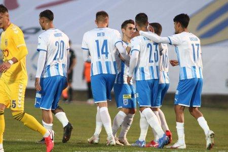 Minaur (L3) - CSU Craiova 0-4, in optimile Cupei Romaniei. Cronica meciului: Plimbare de voie