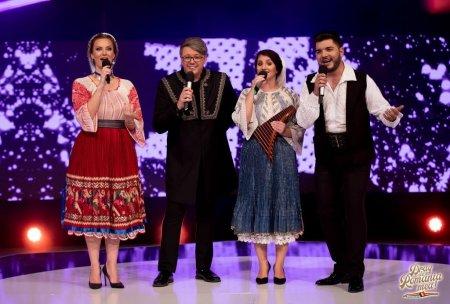 Show la TVR2, cu Fuego si tanara generatie a folclorului romanesc