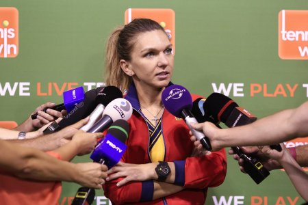 Prima reactie a Simonei Halep! Sportiva a dat vestea dupa ce a invins-o pe Gabriela Ruse