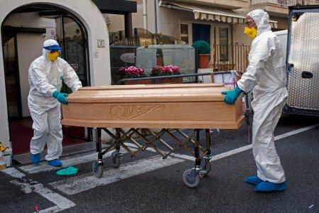 <span style='background:#EDF514'>DESCO</span>perire socanta privind decesele COVID-19 din Romania! Peste 90% din morti au asta in comun