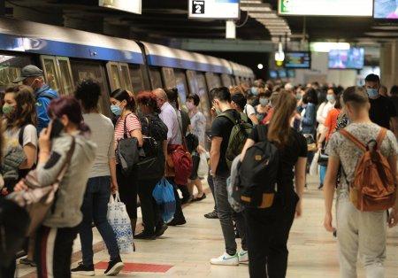 Noi <span style='background:#EDF514'>MASURI</span> anti-COVID la metrou. Care sunt propunerile Metrorex