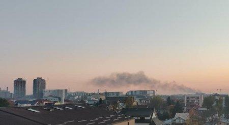 Octavian Berceanu: Fumurile se vad de pe Parlament. Plamanii nostri sunt obositi de poluare, gata pregatiti pentru comorbiditate