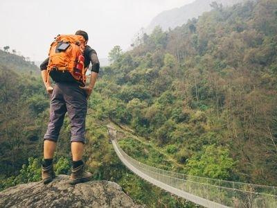 Povestea unei disparitii: De ce nu a raspuns salvatorilor la telefon un american ratacit pe munte