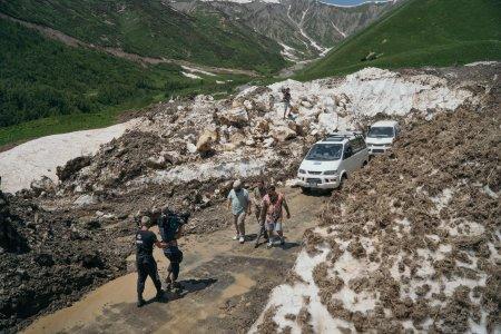 Jurnal de Asia, episodul 18. Ce obstacole a adus <span style='background:#EDF514'>GEORGIA</span> pentru cameramanii care au pornit pe Drumul Imparatilor