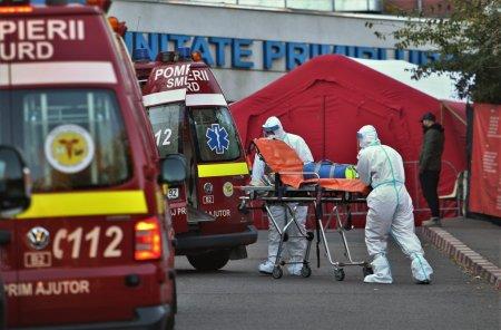 Coronavirus in Romania, 28 octombrie. Numar ridicat de decese si aproape 15.000 de noi infectari