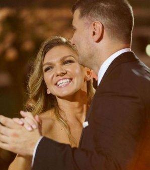Simona Halep spune ca Toni Iuruc o sustine sa joace tenis in continuare: Sotul meu imi este alaturi