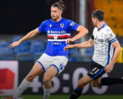 Radu Dragusin, primul meci ca integralist la Sampdoria
