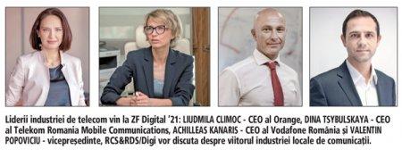 Urmeaza conferinta ZF Digital '21: Cum acceleram transformarea digitala? Cine au fost campionii digitalizarii si care sunt principalele <span style='background:#EDF514'>BLOC</span>aje in valorificarea potentialului pe care il are tehnologia pentru economie si societate?