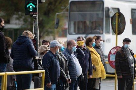 Rata de infectare cu COVID-19 in Bucuresti a scazut pentru a sasea zi consecutiv