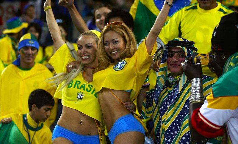 Vesti bune pentru fanii Braziliei (P)